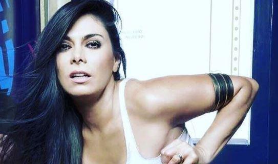 Conozca a Sandra, la hermosa hermana de Andrea Guzmán