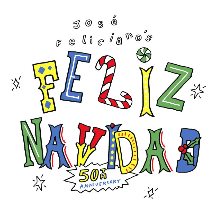 """José Feliciano celebra 50 años de su clásico bilingüe decembrino """"Feliz Navidad"""""""