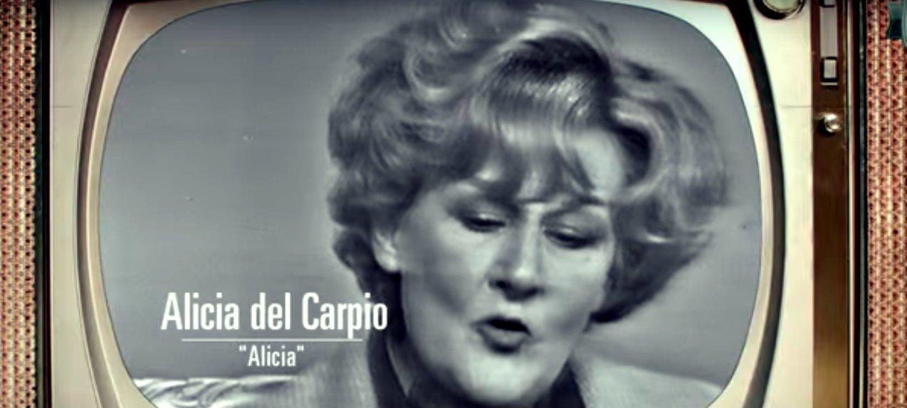 """Murió Alicia del Carpio creadora del programa """"Yo y tú"""""""