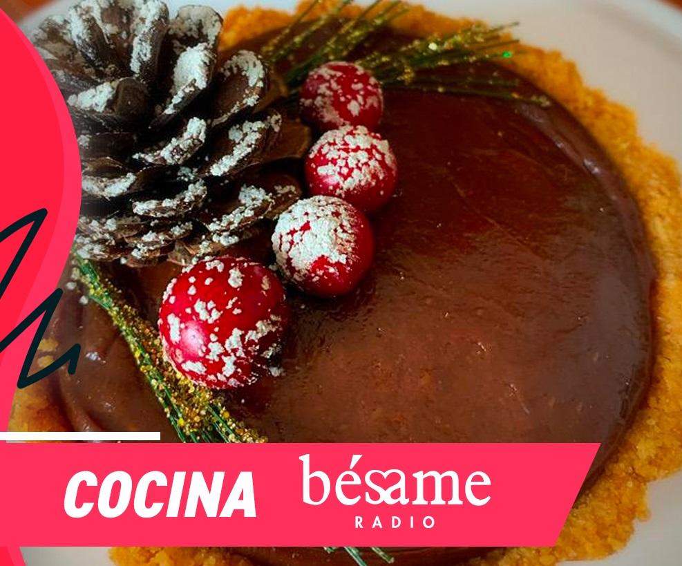 Cocina Bésame: ¿Cómo preparar unas deliciosas tartaletas de chocolate para Navidad?