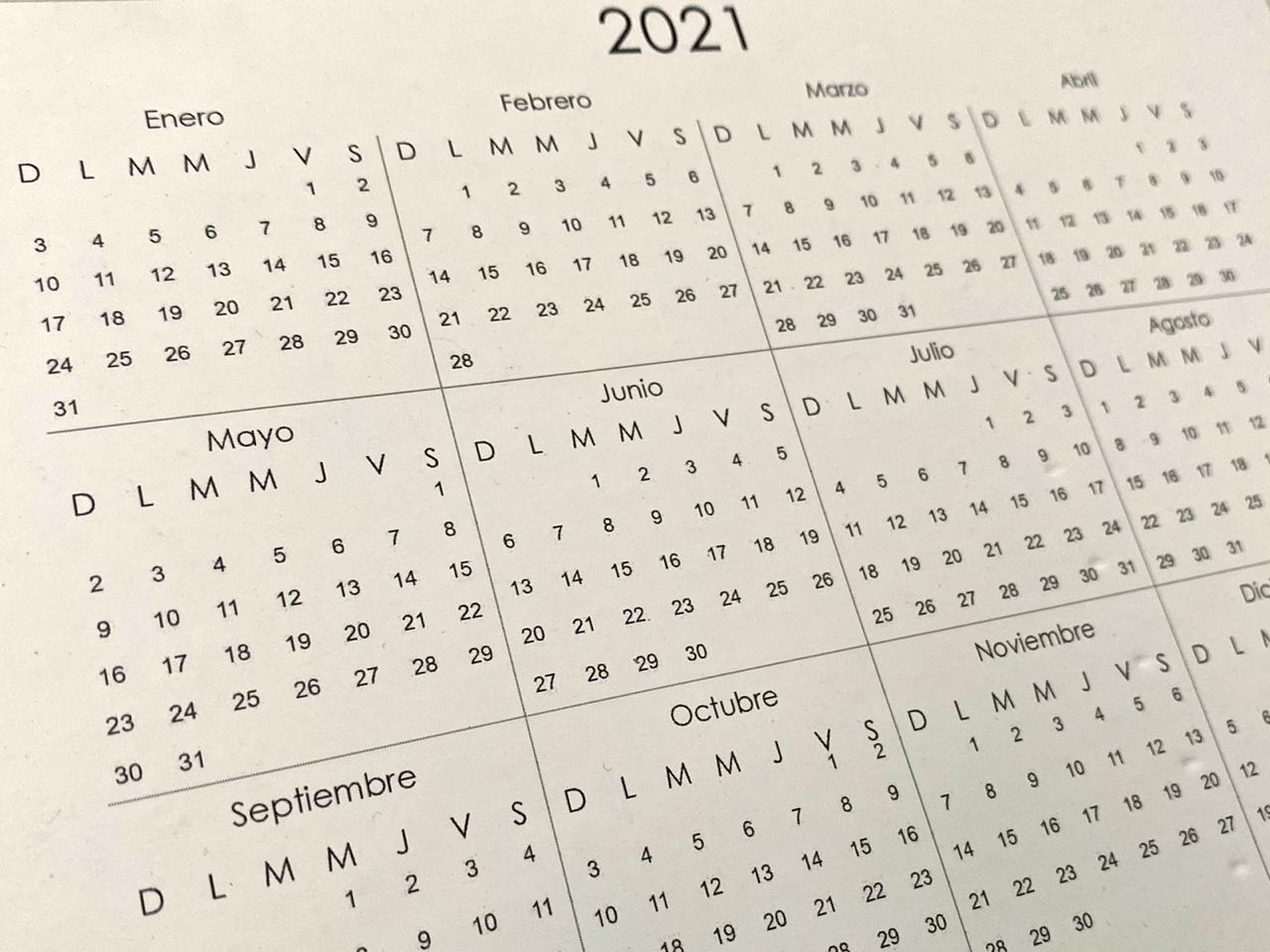 Conozca los días festivos en Colombia para 2021