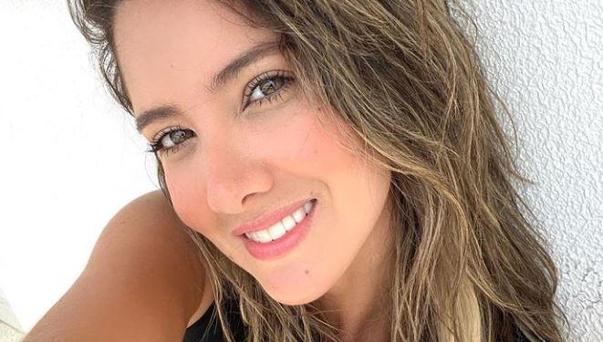 Daniella Álvarez conmovió a sus seguidores al volver a conducir