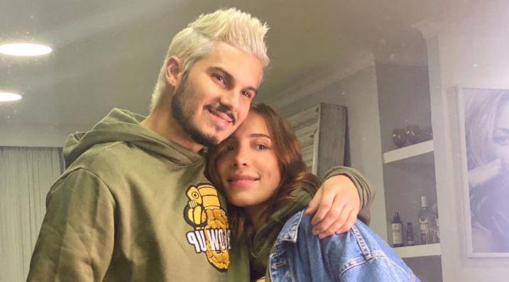 Luisa Fernanda W puso a debutar a Máximo en redes y conmovió a sus seguidores