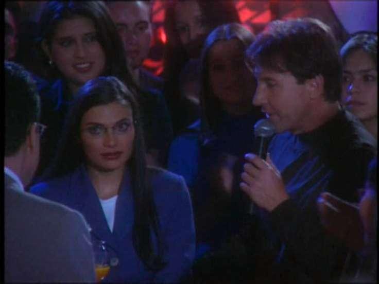 Reviven escena de 'Yo soy Betty, la fea' donde aparece Ricardo Montaner