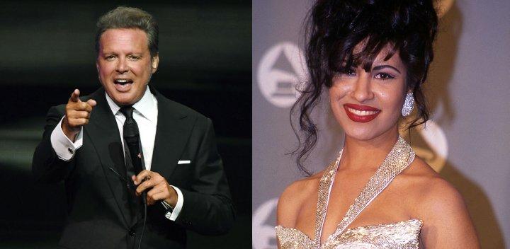 Selena y Luis Miguel tuvieron una relación