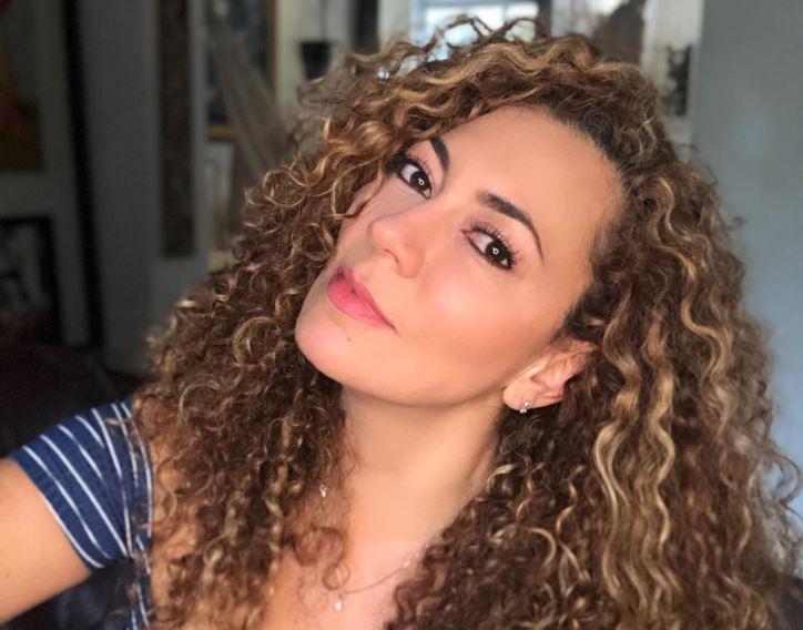 Andrea Guzmán publicó foto en ropa interior para callar a quienes la critican por su edad