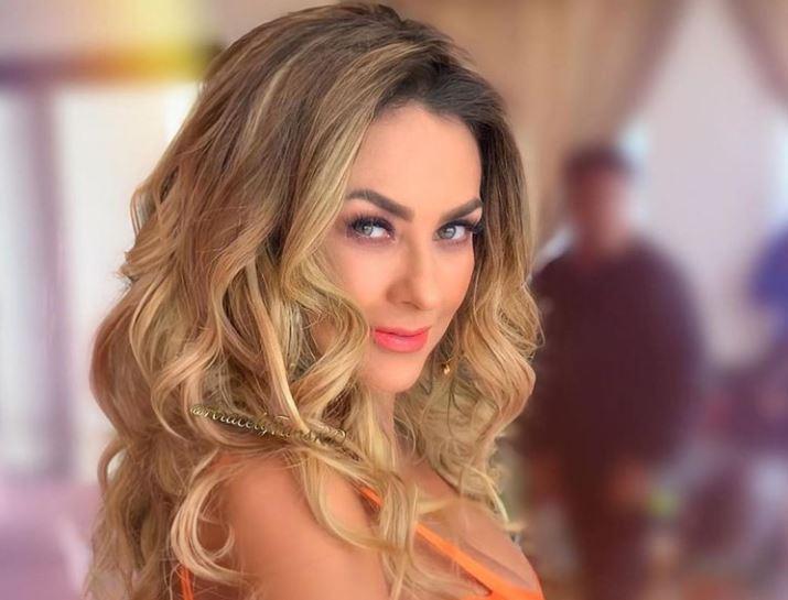 Aracely Arámbula chicaneó en redes sus nuevos y lujos anillos