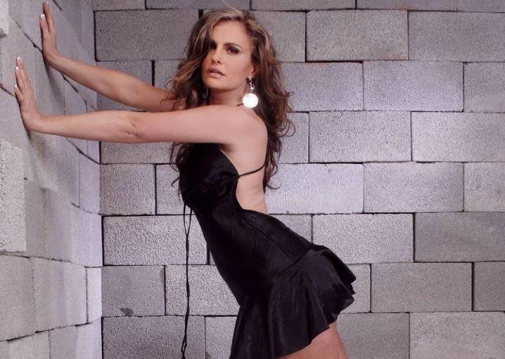 """""""Deje de mostrarlo todo"""", le dicen a Aura Cristina Geithner por sensual video"""