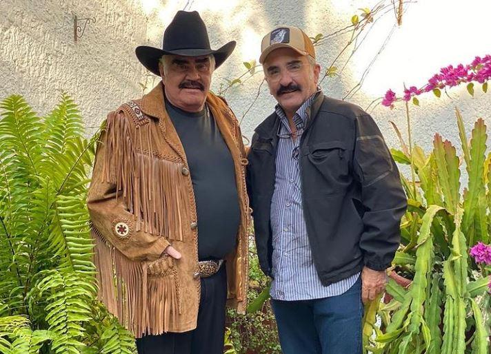 Hijo de Vicente Fernández anunció su candidatura a diputado de México