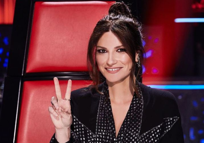 """""""Agrandada"""", le dicen a Laura Pausini por no aceptar ser la segunda durante una entrevista"""