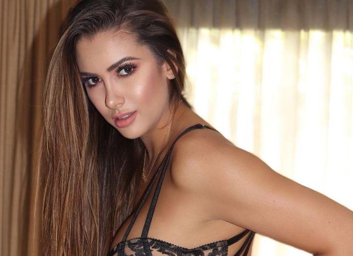 Nanis Ochoa sorprendió a sus fanáticos con video en ropa interior tras su embarazo