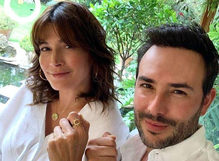 Sebastián Martínez puso a llorar a más de uno con un tierno mensaje hacia su esposa