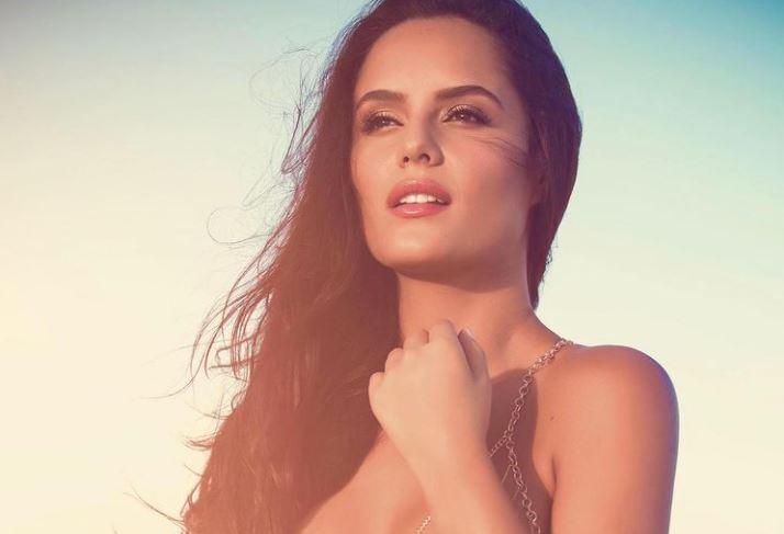 Ana Lucía Domínguez reveló que sus glúteos son naturales y muy redonditos
