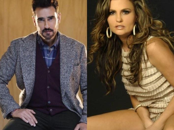 Reviven infidelidad de Miguel Varoni con Aura Cristina Geithner