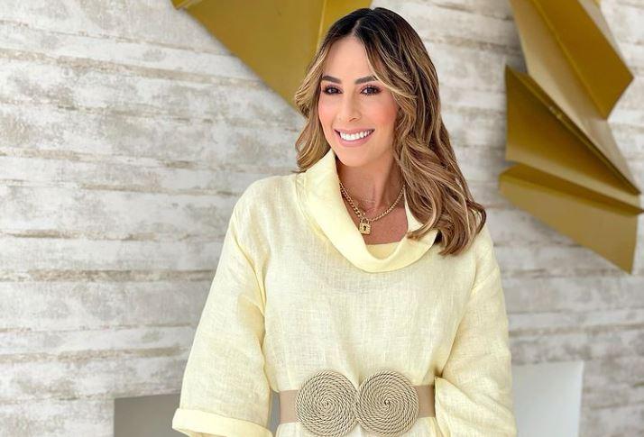 Carolina Soto chicaneó en redes la lujosa casa que está construyendo