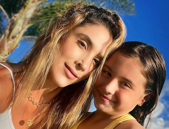 """Daniela Ospina defendió a Salomé de quienes le dicen """"gorda"""" por un video bailando"""