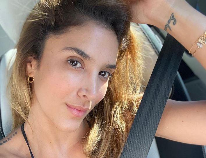 Daniela Ospina encendió las redes al lucir su bikini más pequeño