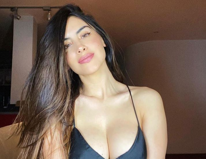 Jessica Cediel se robó todas las miradas al lucir su abdomen