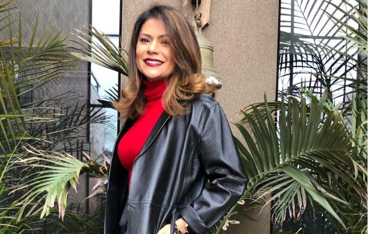 """Adriana Ricardo posó en mini bikini y en redes no la bajan de """"mamacita"""""""