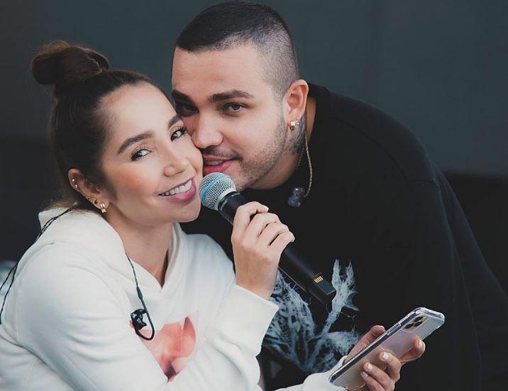 ¿Le fue infiel a Sandra Barrios? Revelan video de Jessi Uribe y Paola Jara besándose cuando era prohibido