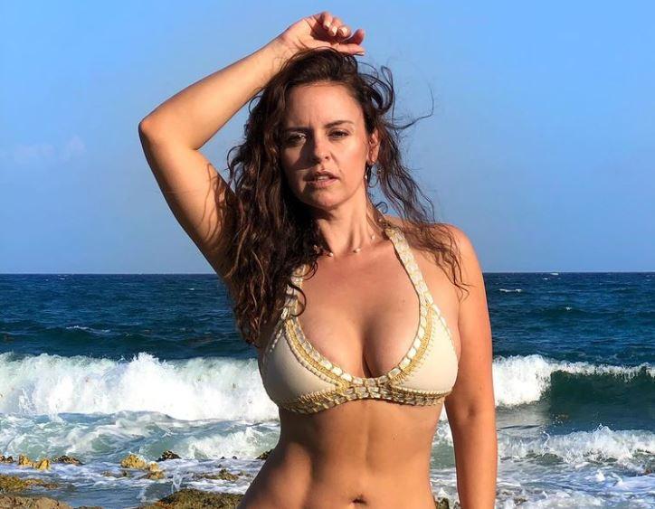 Liliana González mostró su lado más candente con sensual foto en cacheteros