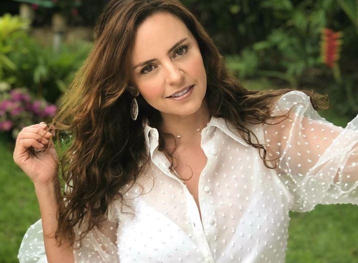 A Liliana González se le escurrió la tanga y casi muestra su entrepierna