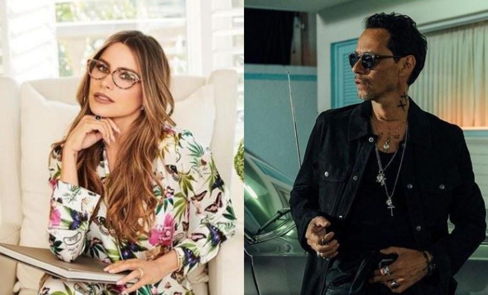 Sofía Vergara y Marc Anthony trabajarán juntos en la película 'Koati'