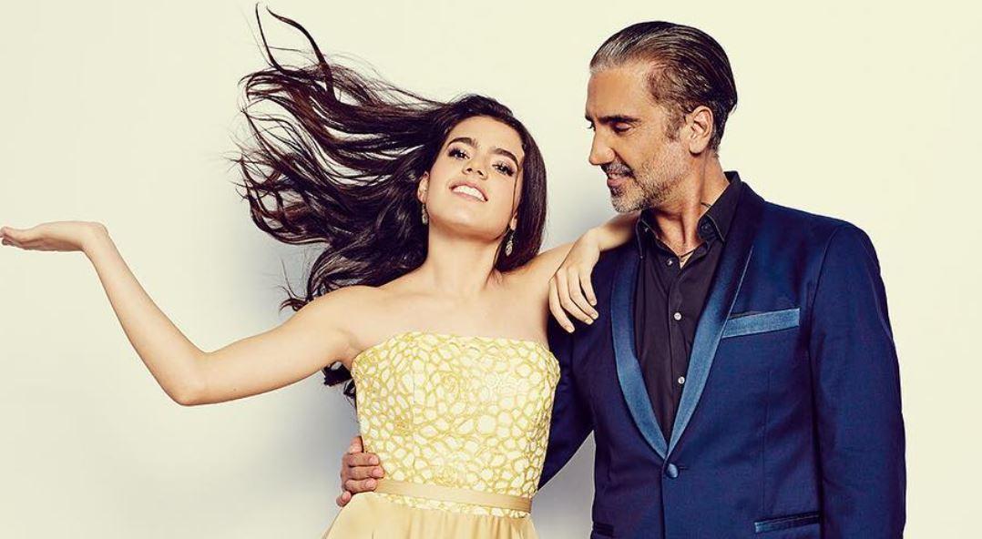 Revelan las complicaciones de salud que sufre Camila, hija de Alejandro Fernández, con su embarazo