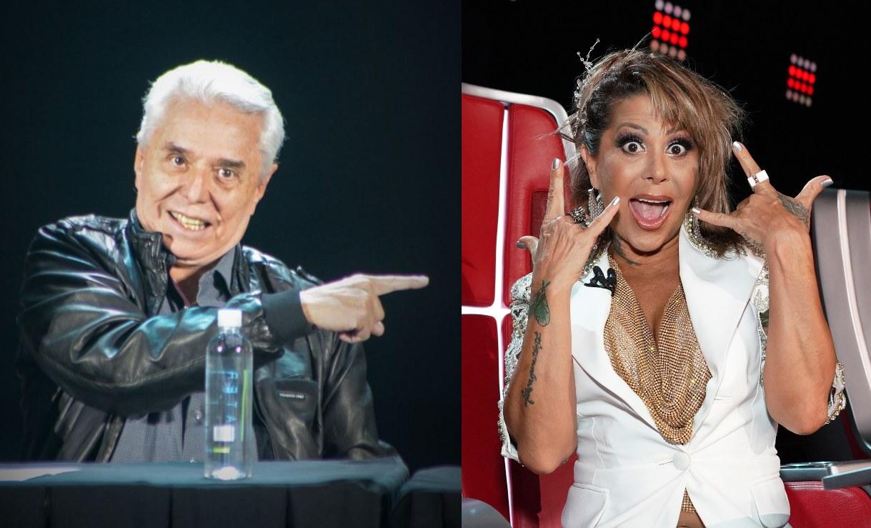 Miguel Blasco aseguró que Enrique Guzmán golpeó a Alejandra Guzmán