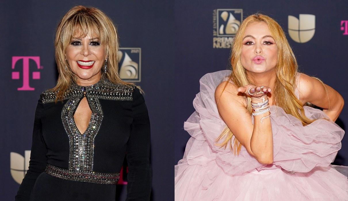 """Alejandra Guzmán le dedicó """"Hey Güera"""" a Paulina Rubio cuando supo que salía con su novio"""