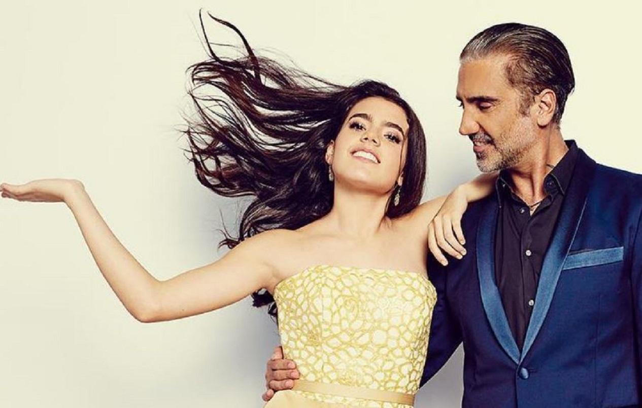 Camila Fernández, hija de 'El Potrillo', emocionó en redes al celebrar el primer mes de su hija