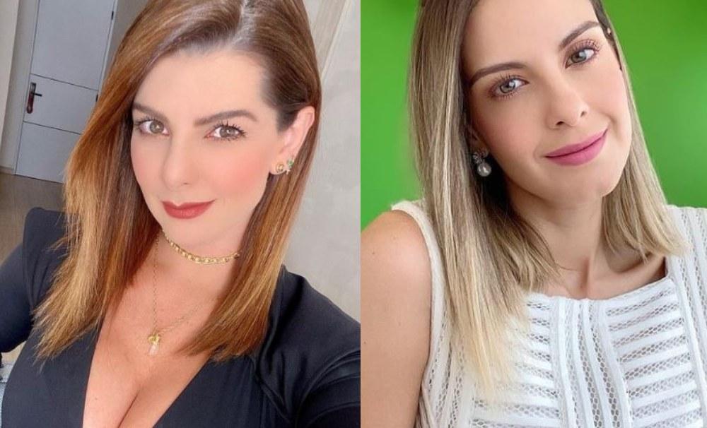 """Carolina Cruz no se quedó callada y aclaró los rumores sobre la """"rivalidad"""" con Laura Acuña"""