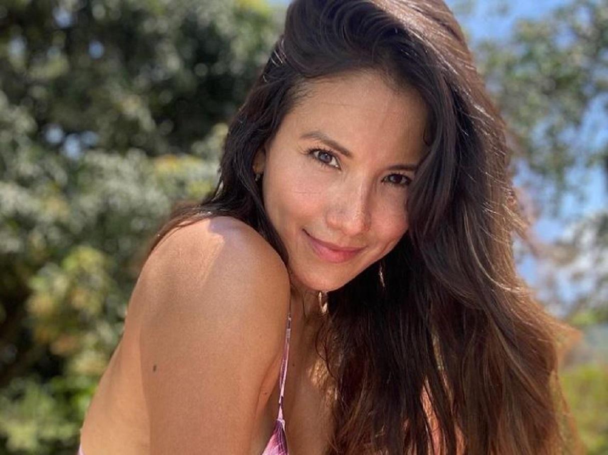 El sensual video donde Caterin Escobar se estiró la tanga para mostrar su cuerpazo