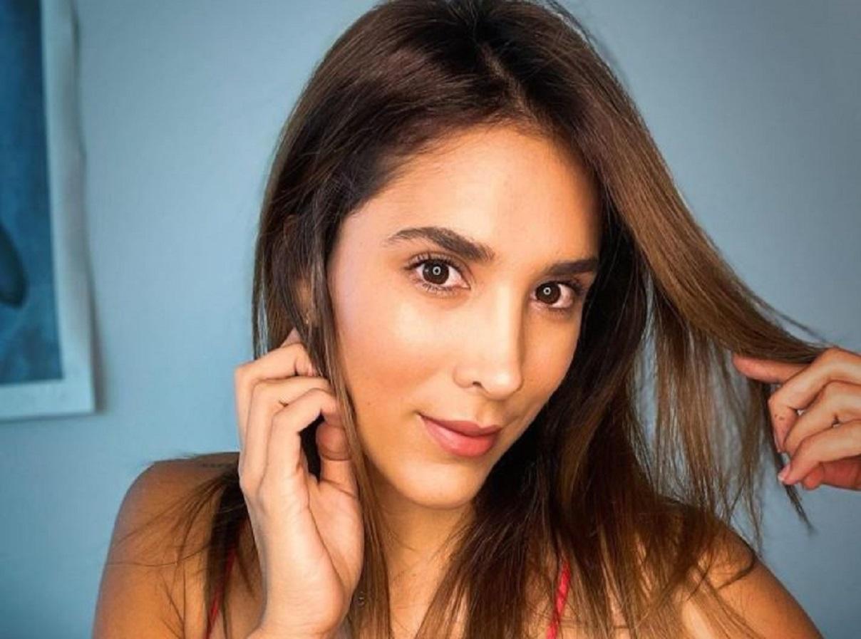 La sensual foto de Daniela Ospina sin sostén que hasta Laura Tobón comentó