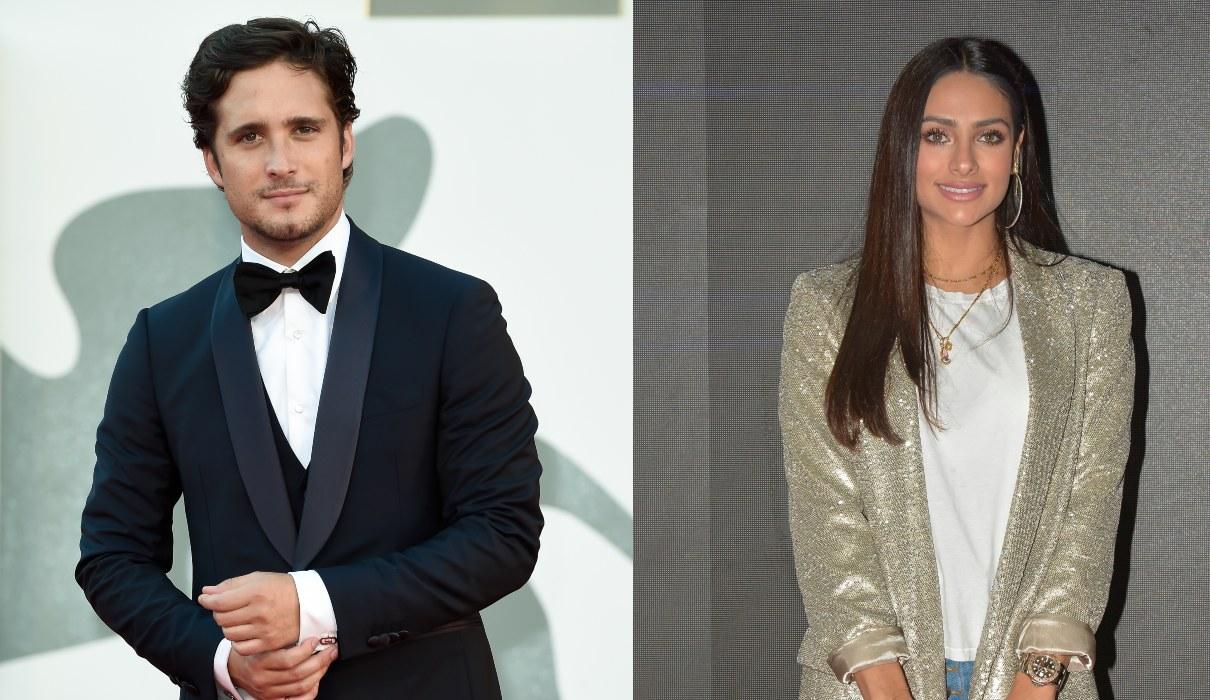 Diego Boneta y Renata Notni confirmaron su romance