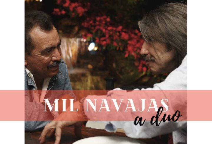 """""""Mil navajas"""", la canción de Diego Verdager a dueto con Joan Sebastian"""