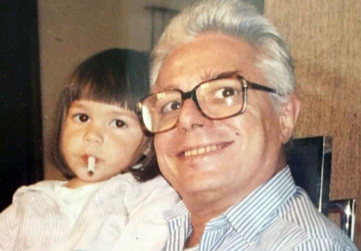 """""""Lo amo"""": Frida Sofía, hace algunos meses, aseguró que amaba a su abuelo Enrique Guzmán"""