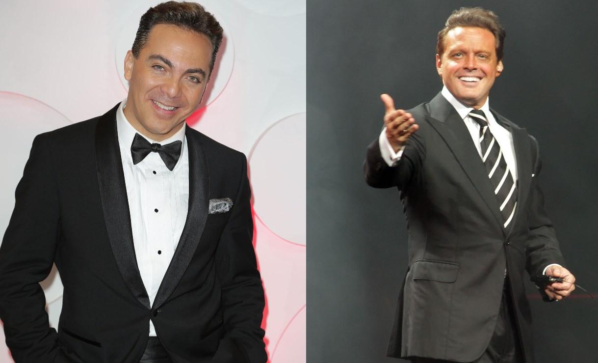Según 'Luis Miguel, la serie', Cristian Castro y el 'Sol de México' fueron rivales