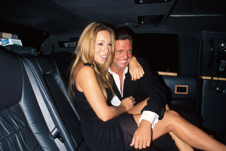 """""""After Tonight"""", la canción que Mariah Carey siempre quiso graba con Luis Miguel"""