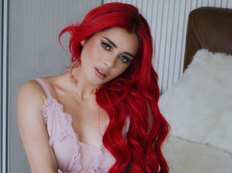 La sensual foto de Rafaella Chavéz semidesnuda por la cual la comparan con una sirena
