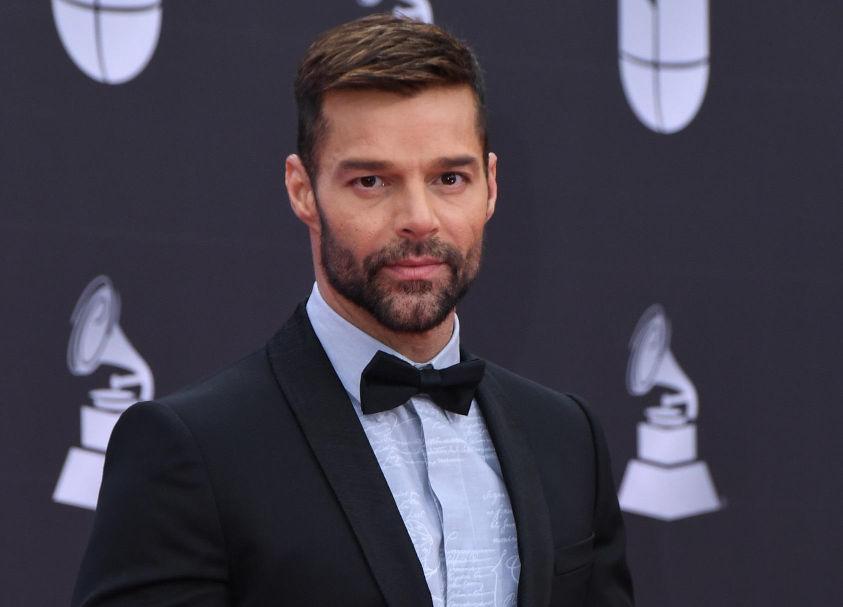 """""""El amor lo es todo"""": Ricky Martin rechazó las """"terapias de conversión de sexual"""""""