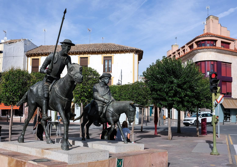 Día del idioma: un homenaje al autor de 'Don Quijote de la Mancha'