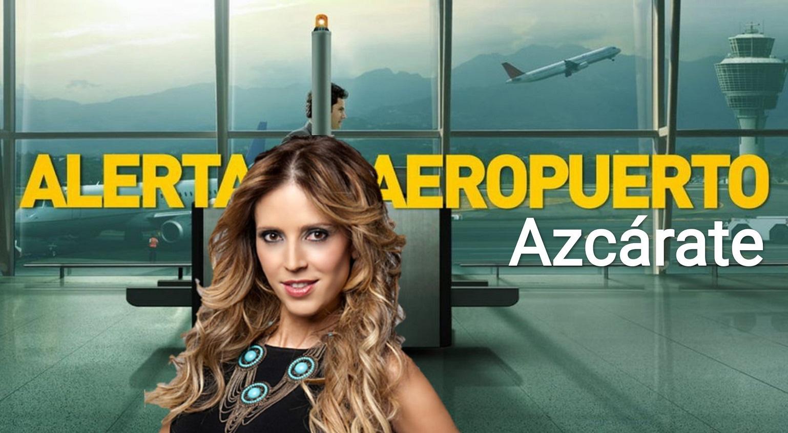 Lluvia de memes a Alejandra Azcárate por lo sucedido con el avión de su esposo