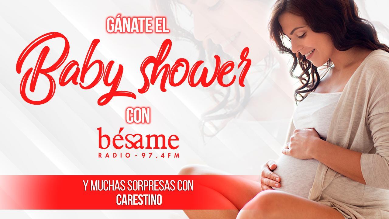 Términos y condiciones de la actividad 'Baby Shower Bésame'