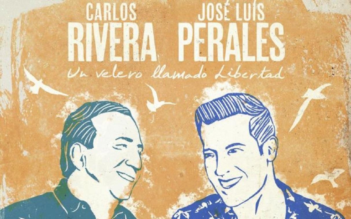 """""""Un velero llamado libertad"""", la nueva canción de José Luis Perales y Carlos Rivera"""