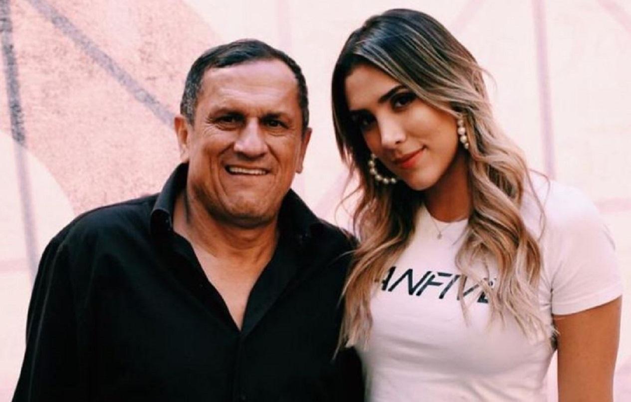 """""""Te extraño siempre"""": Daniela Ospina recordó a su padre con un emotivo video"""