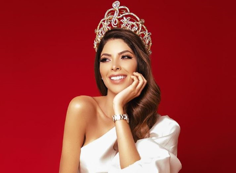 Laura Olascuaga lució un sensual vestido en Miss Universo que enamoró hasta un ecuatoriano