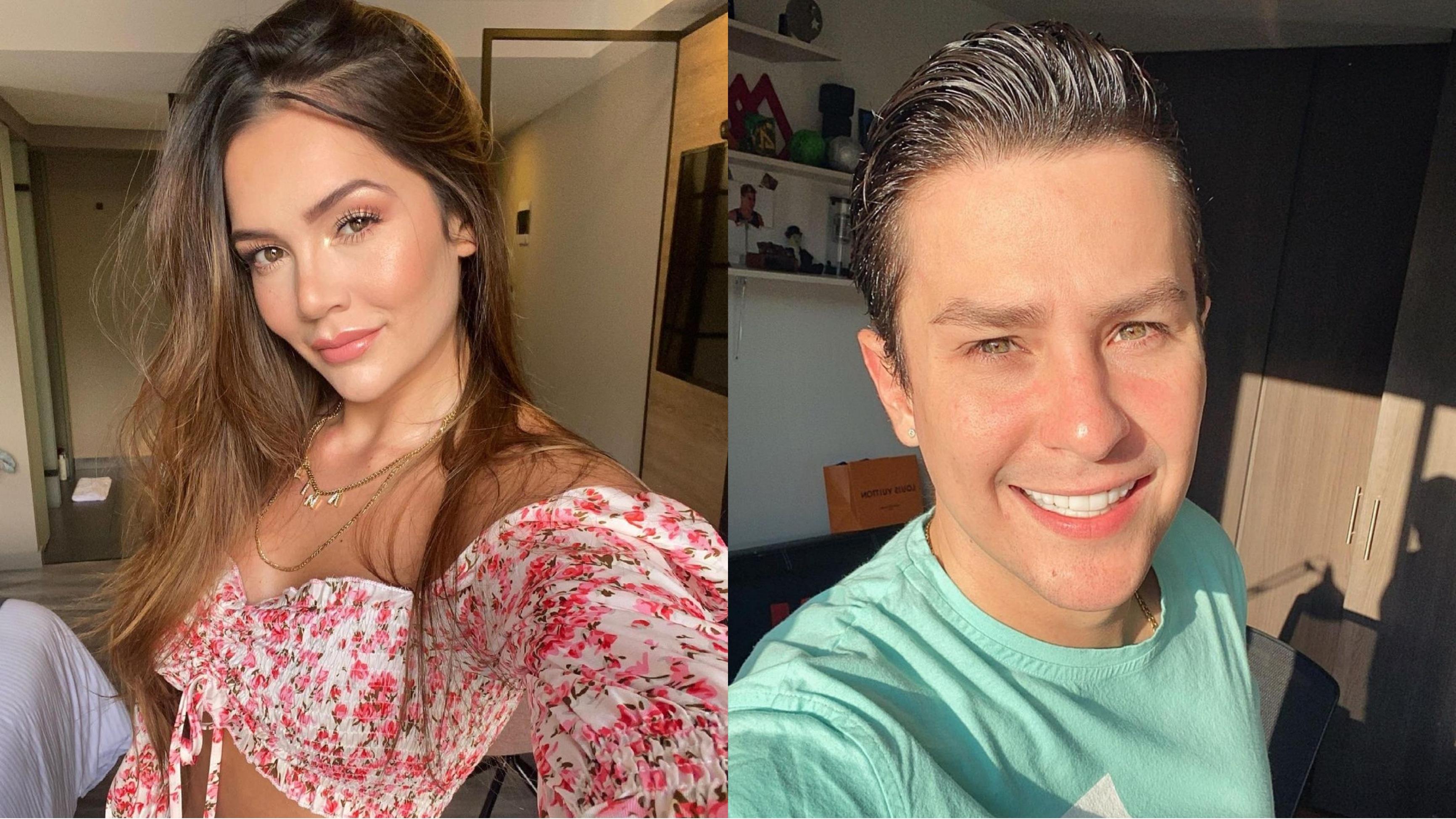 Lina Tejeiro confesó qué mentiras le decía a su mamá para verse con Sebastián Vega