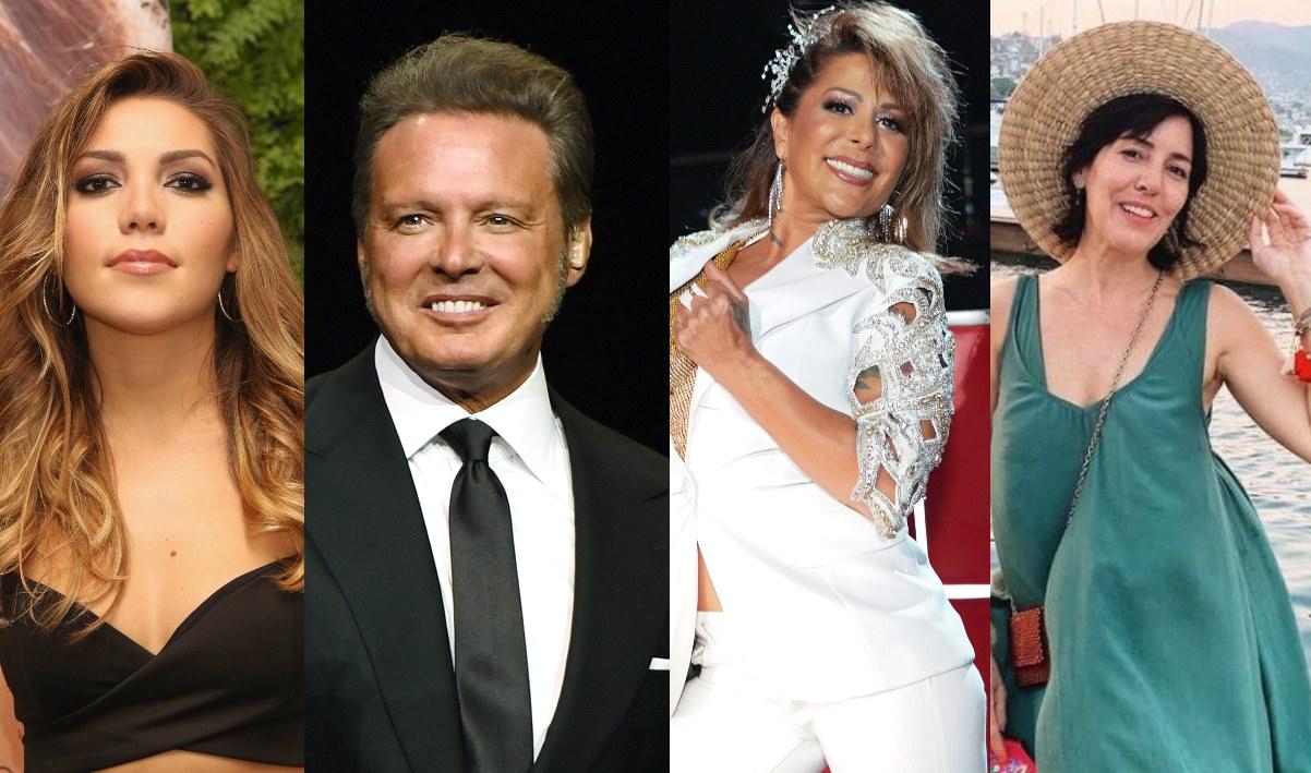Frida Sofía reveló detalles del supuesto romance entre Luis Miguel, Alejandra Guzmán y Stephanie Salas