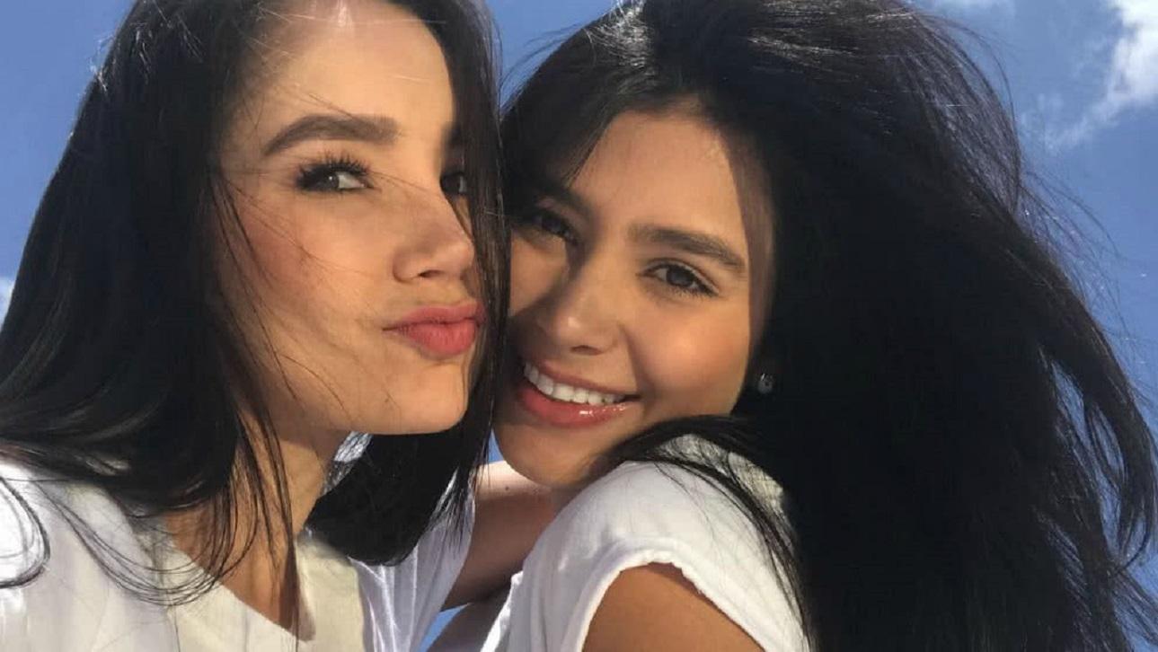 El sensual video de Paola Jara y su hermana en mini bikini que encendió las redes